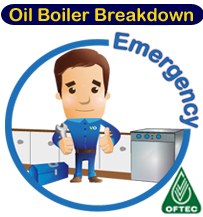 Emergency Oil Boiler Breakdown