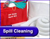 Spill Cleaning